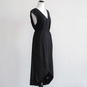 A New Day Black High/Low Dress NWT XXL